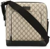 Gucci house pattern messenger bag