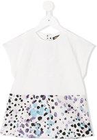 Roberto Cavalli abstract print T-shirt - kids - Cotton/Spandex/Elastane - 2 yrs