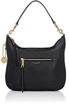 Marc Jacobs Women's Recruit Hobo-BLACK