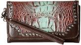 M&F Western - Carmel Clutch Clutch Handbags