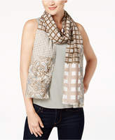 Echo Paisley Patch Scarf