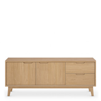 Marks and Spencer Nord Low 2 Door Sideboard