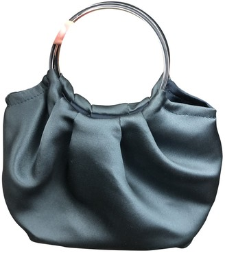 The Row Blue Silk Handbags
