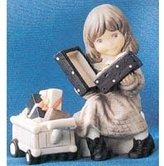 Enesco Kim Anderson Figurine I Can't Resist Your Charms