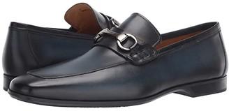Magnanni Rafa II (Black 1) Men's Slip on Shoes