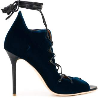 Malone Souliers lace-up sandals