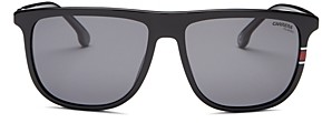 Carrera Men's Polarized Square Sunglasses, 58mm
