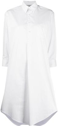 Blanca Vita Oversized Shirt Dress