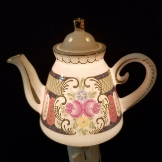 Mr. MJs Teapot Night Light