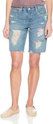 Blank NYC Women's Bermuda Short Shorts