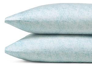Sky Gardenia Standard Pillowcase, Pair