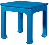 Harlow Tea Table in Turquoise