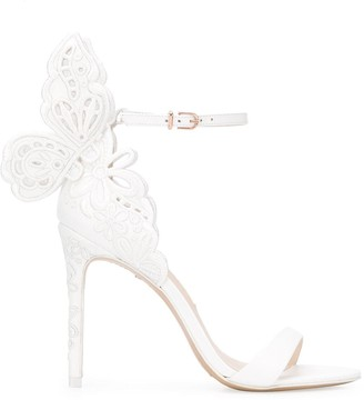 Sophia Webster Evangeline 100mm sandals