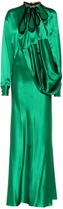 Y/Project Satin dress