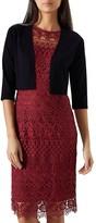 Hobbs London Elize Merino-Wool Bolero
