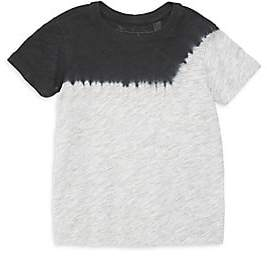 ATM Anthony Thomas Melillo Baby & Kid's Slub Jersey Dip Dye Graphic Tee