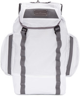 adidas by Stella McCartney White Multi-pocket Athletic Backpack