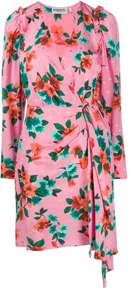 Essentiel Antwerp Floral Print Dress