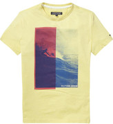 Tommy Hilfiger Vintage Photoprint Cn Tee S/S