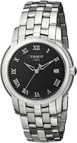 Tissot Men's T0314101105300 Ballade III Stainless Steel Bracelet Watch