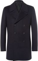Paul Smith - Slim-fit Wool And Cashmere-blend Peacoat