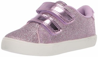 Carter's Girl's Darla Casual Sneaker with Double Adjustable Strap