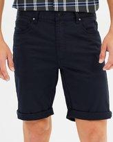 TAROCASH Benji Stretch Shorts