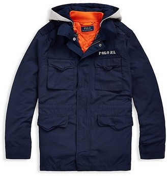 Ralph Lauren Little Boy's & Boy's 3-In-1 Surplus Jacket