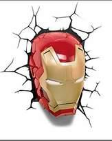 Iron Man Marvel Avengers Mask Wall Light