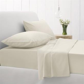 Sheridan 500tc cotton sateen fitted sheet