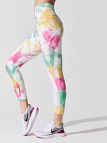 Most Wanted Design by Carlos Souza Avocado Tiana Mid Rise Universal 7/8 Legging