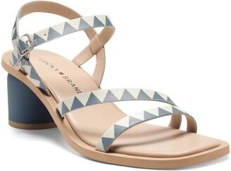 Lucky Brand Pimae Block Heel Sandal