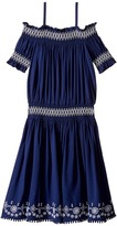 Ella Moss Zada Voile Dress (Big Kids)