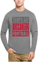 '47 Men's Tampa Bay Buccaneers Compton Club Long-Sleeve T-Shirt