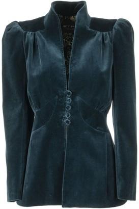 Etro Velvet Jacket Connie Green