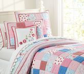 Pottery Barn Kids Bailey Quilted Bedding