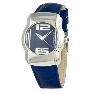Chronotech Unisex Adult Analogue Quartz Watch with Leather Strap CT7279M-09