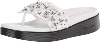 Donald J Pliner womens Thong Sandal