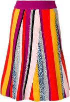 Kenzo - short flare skirt