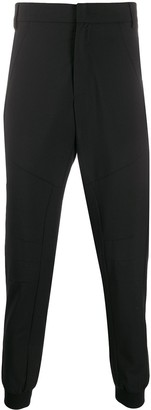 Les Hommes Gathered Ankle Trousers