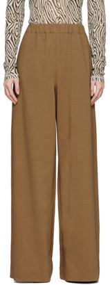 Joseph Tan Paper Jersey Trousers