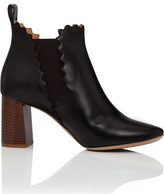 Chloé Lauren Ankle Boot 70 E54 Soft Calfskin