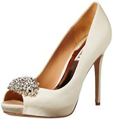 Badgley Mischka Women's Jeannie Pump
