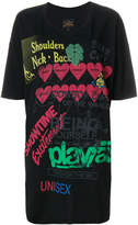 Vivienne Westwood Super oversized printed T-shirt