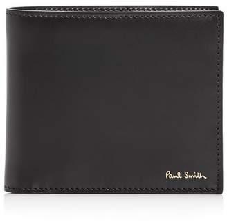 Paul Smith Naked Lady Leather Bi-Fold Wallet
