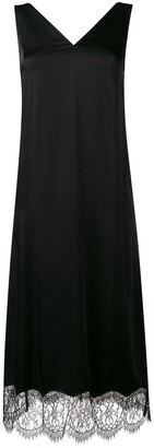 Joseph Lace Trim Dress