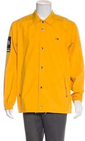 642446752 x Supreme Packable Coaches Jacket