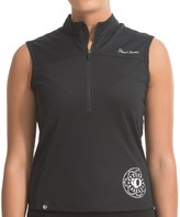 Pearl Izumi Impact Cycling Jersey - Zip Neck, Sleeveless (For Women)