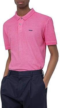 HUGO BOSS Hugo Dagic Cotton Garment Dyed Regular Fit Polo Shirt