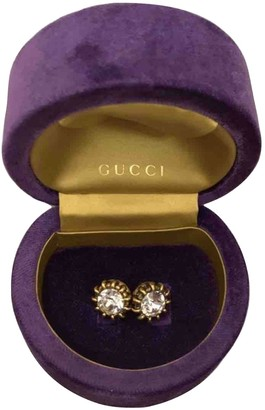 Gucci Gold Metal Earrings
